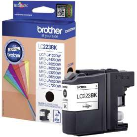 Cartuccia Originale Brother LC 223 Nera