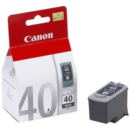 Cartuccia Originale Canon PG-40 Black