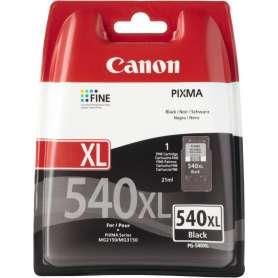 Cartuccia Originale Canon PG-540XL Nera