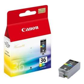 Cartuccia Originale Canon Pixma IP 100 Colore CLI-36