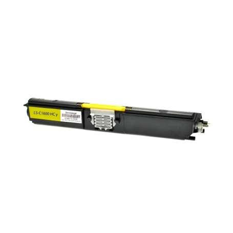 Toner Compatibile Epson C1600, CX16 Giallo