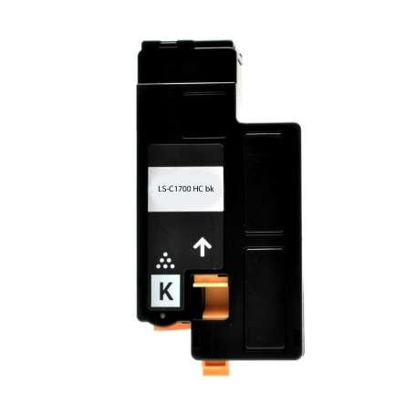 Toner Compatibile Epson C1700, CX17 Nero
