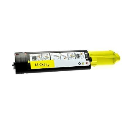 Toner Compatibile Epson CX21nf Giallo