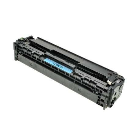 Toner Compatibile Hp CF381A Ciano