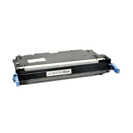 Toner Compatibile Hp 3600, Q6470A Black