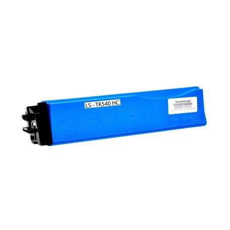 Toner Compatibile Kyocera FS C5100dn, TK 540C