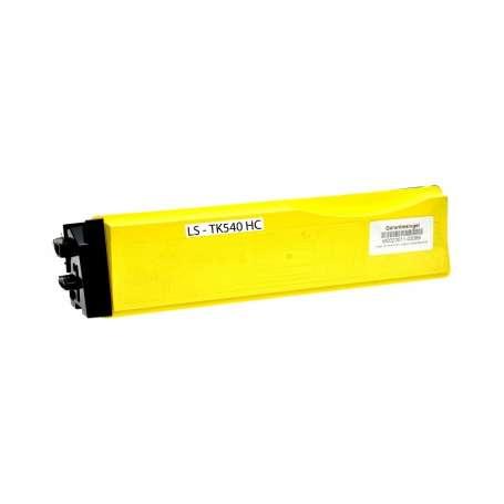 Toner Compatibile Kyocera FS C5100dn, TK 540Y
