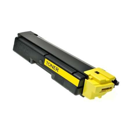 Toner Compatibile Kyocera FS C5150, TK 580Y