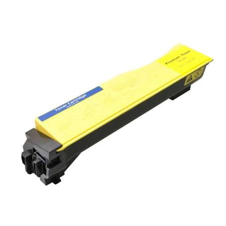 Toner Compatibile Kyocera FS-C5200dn, TK-550Y