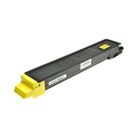 Toner Compatibile Kyocera FS-C8020mfp, TK-895Y