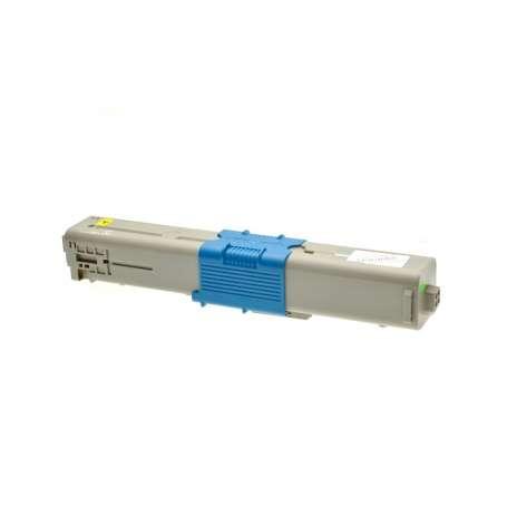 Toner Compatibile Oki C301DN Giallo