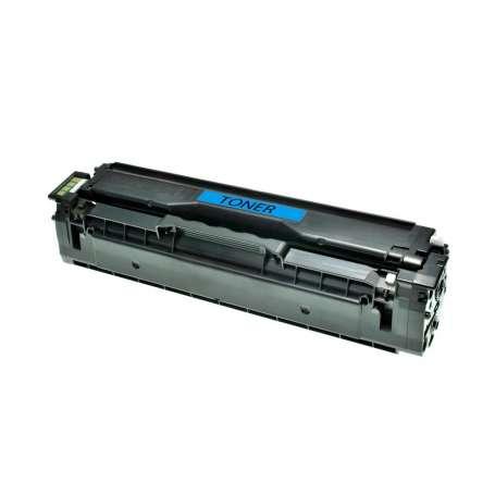Toner Compatibile Samsung CLP 415, CLT-C504S Ciano