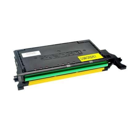 Toner Compatibile Samsung CLP 620nd, CLT-Y5082L Giallo