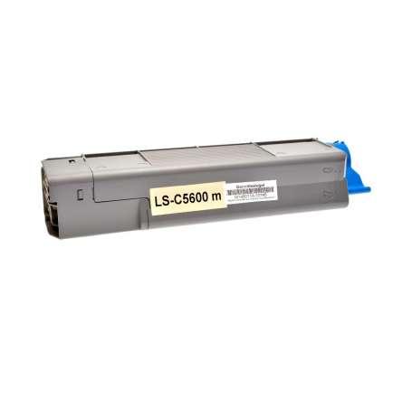Toner Compatibile Oki C5600, C5700 Magenta