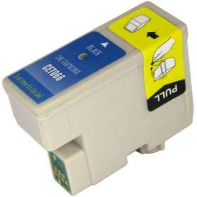 Cartuccia Compatibile Epson T066 Nera