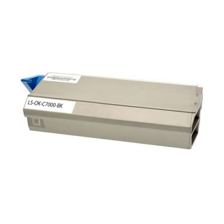 Toner Compatibile Oki C710 Black