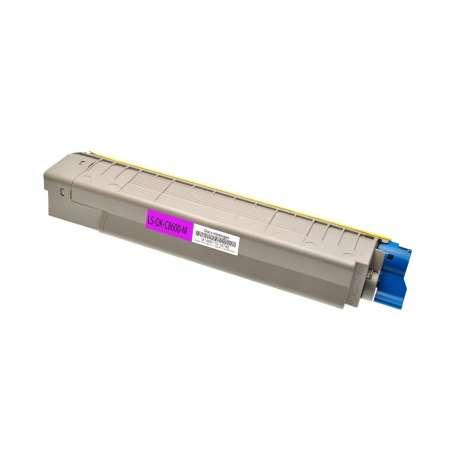 Toner Compatibile Oki C8600 Magenta