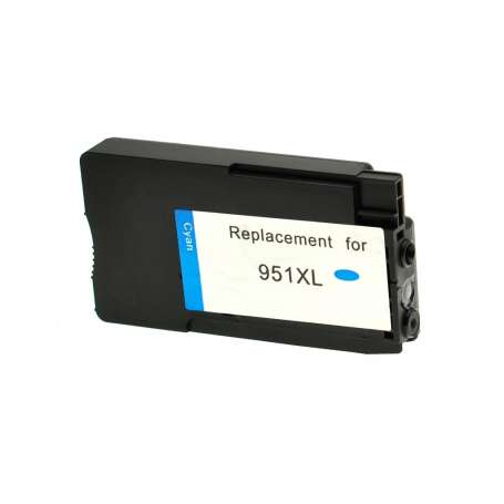 Cartuccia Compatibile HP 951 XL Ciano