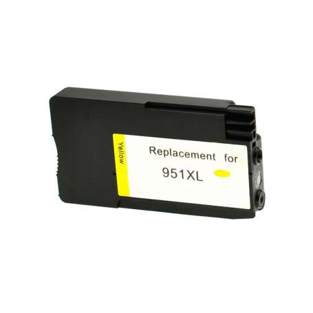 Cartuccia Compatibile HP 951 XL Giallo