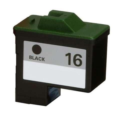 Cartuccia Compatibile Lexmark 16-17 Nera