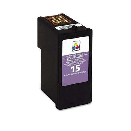 Cartuccia Compatibile Lexmark 15 Colore
