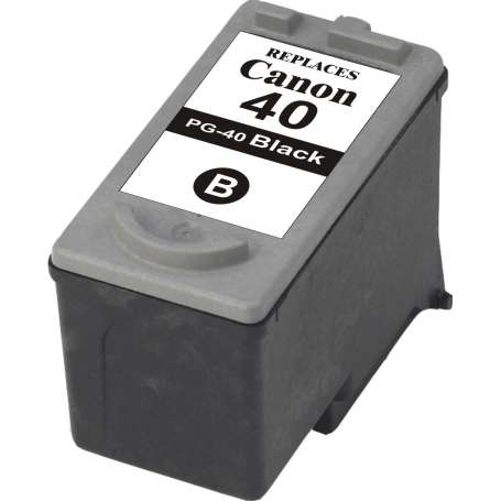Cartuccia Compatibile Canon PG-40 Black