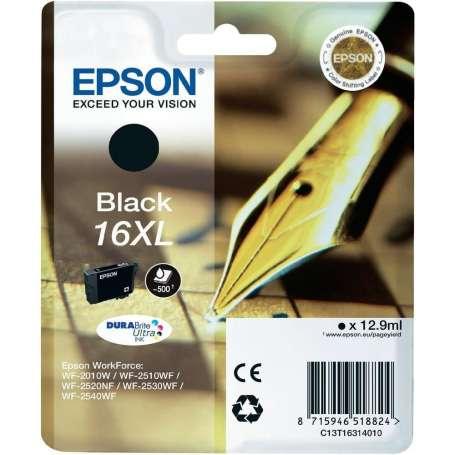 Cartuccia Originale Epson 16XL Nero