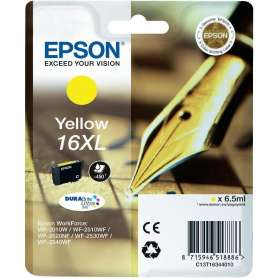 Cartuccia Originale Epson 16XL Giallo