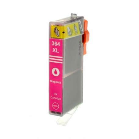 Cartuccia Compatibile HP 364XL Magenta (CB324E)