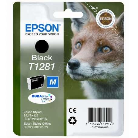Cartuccia Originale Epson T1281 Nera