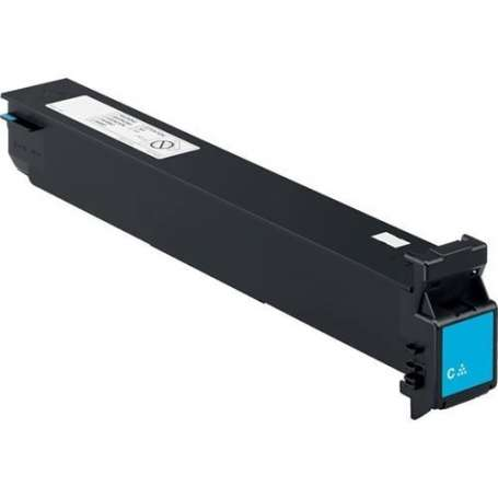 Toner Compatibile Olivetti D-Color mf201 Ciano