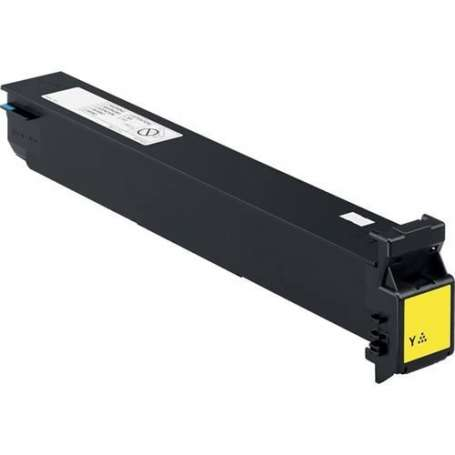 Toner Compatibile Olivetti D-Color mf201 Giallo