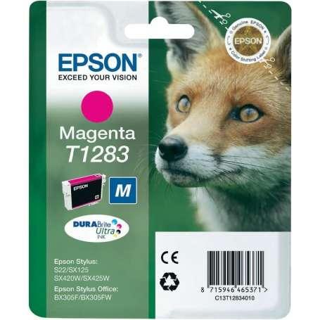 Cartuccia Originale Epson T1283 Magenta