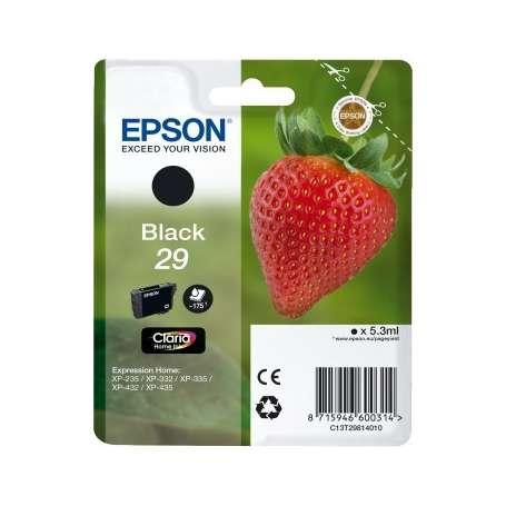 Cartuccia Originale Epson 29 Nero