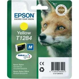 Cartuccia Originale Epson T1284 Giallo