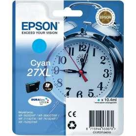 Cartuccia Originale Epson 27XL Ciano