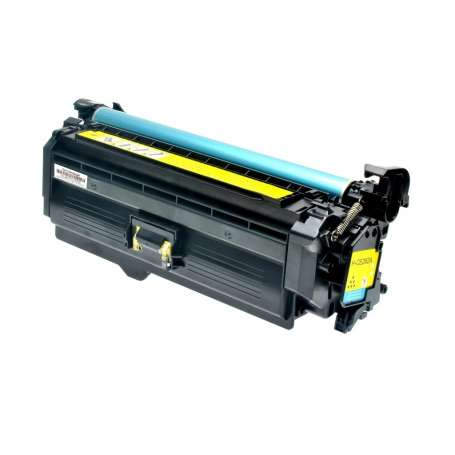 Toner Compatibile Hp CE262A Giallo