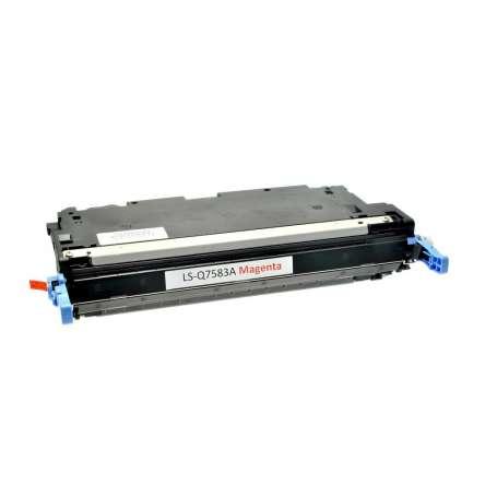 Toner Compatibile Hp CP3505, Q7583A Magenta