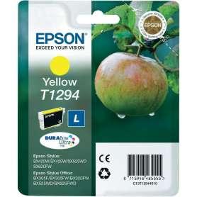 Cartuccia Originale Epson T1294 Giallo