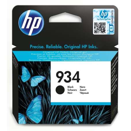 Cartuccia Originale Hp 934 Nero