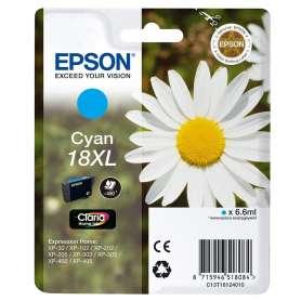 Cartuccia Originale Epson 18XL Ciano