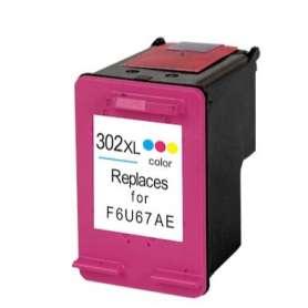 Cartuccia Compatibile Hp 302XL Colore