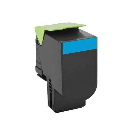 Toner Compatibile Lexmark C540 Ciano