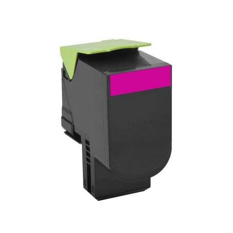 Toner Compatibile Lexmark C540 Magenta