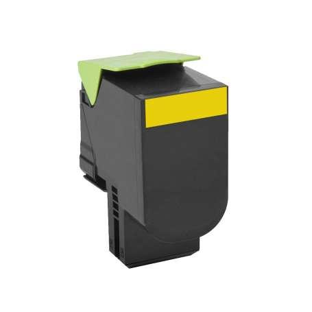 Toner Compatibile Lexmark C540 Giallo