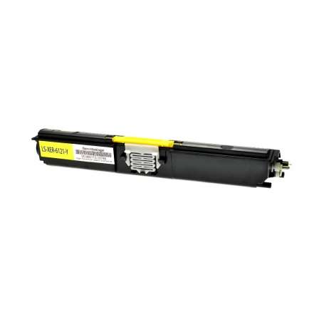Toner Compatibile Xerox 6121 Giallo