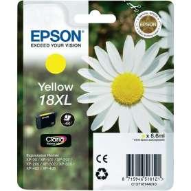 Cartuccia Originale Epson 18XL Giallo