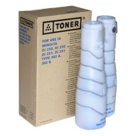 Toner Compatibile Minolta DI200