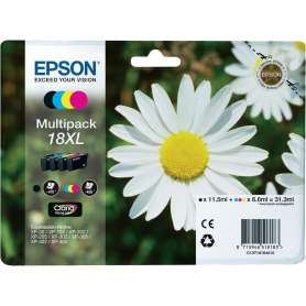 Multipack Originale Epson 18XL