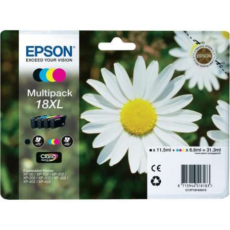 Multipack Originale Epson 18XL